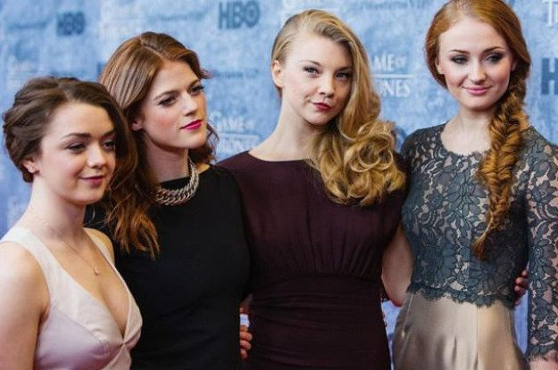 "Definitive Proof That The Women Of ""Game Of Thrones"" Are Way More Badass Than The Men"