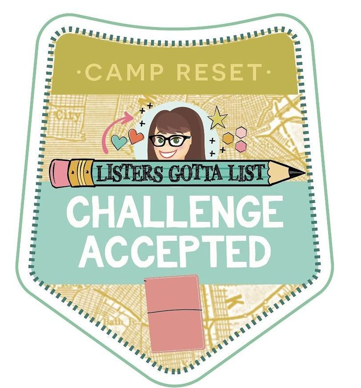 "369 Likes, 3 Comments - Cori Spieker (@theresetgirl) on Instagram: ""And also? Completing 30 days of ListersGottaList earns you a rad badge at Camp Reset next month! If…"""