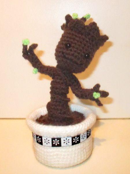 Let´s dance, Baby Groot!