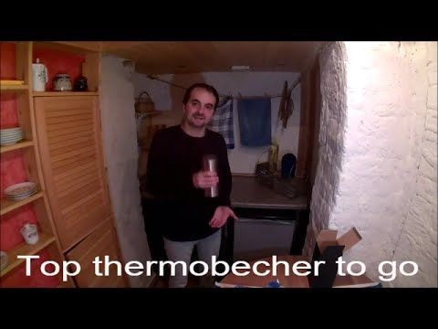 thermobecher to go - ein tolles produkt und thermo kaffeebecher - amazon test http://youtu.be/hE3Wj92aZJk