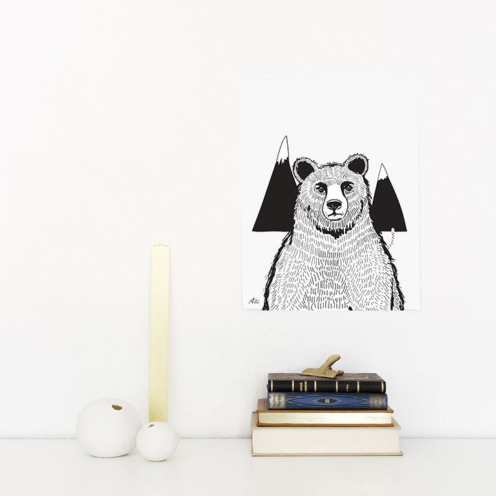 A Bear by Coco Lapine - The Loppist