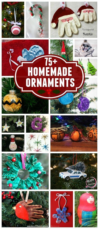 Favorite Diy Ornaments For Families