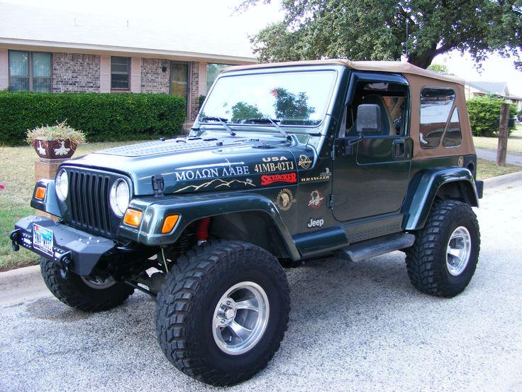 2002 Jeep Sahara