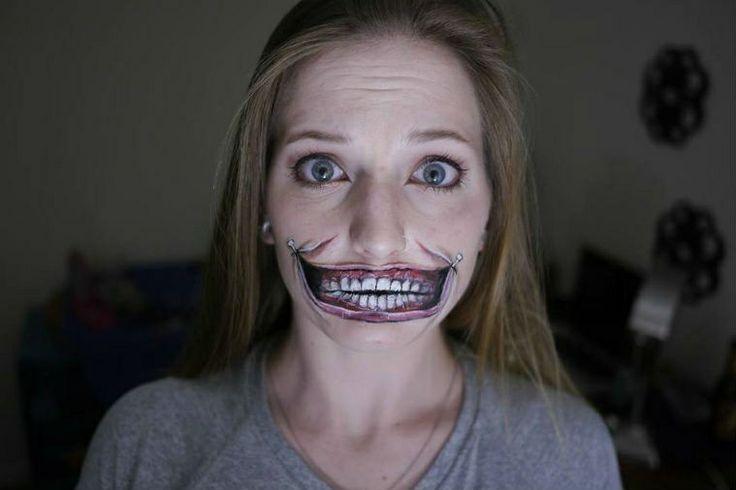 Το μέικ-απ του τρόμου: Εσείς πειραματίζεστε με το μακιγιάζ σας;