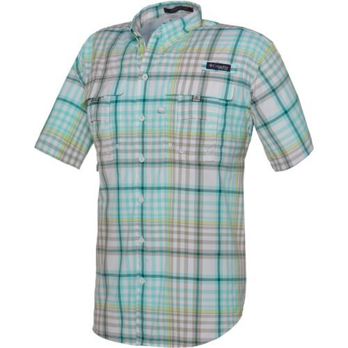 Columbia Sportswear Men's PFG Super Bahama Short Sleeve Fishing T-shirt