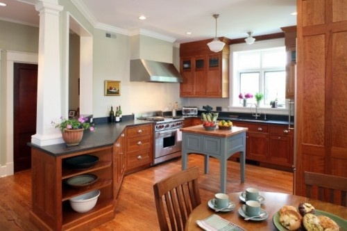 17 Best Images About Kitchen Remodel Ideas Inspiration Hope On Pinterest Blue Kitchen Cabinets