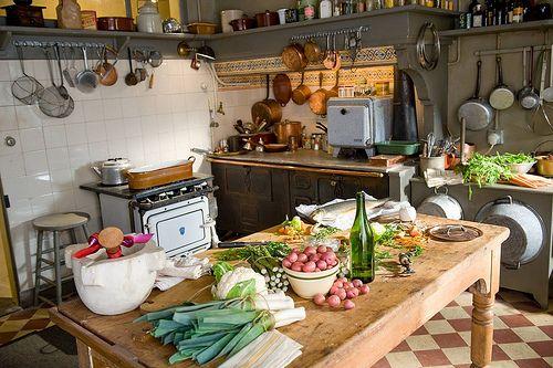 Julie and Julia- Julia C's Paris Kitchen