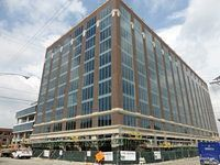 Fulton Market Cold Storage Sprouts Shiny New Windows - Construction Watch - Curbed Chicago