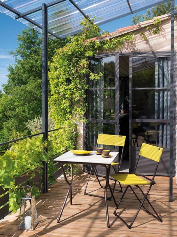 10 Idees Inspirantes Pour Faire De Son Balcon Un Petit Coin De