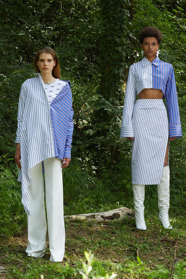 Off-White Resort 2018 Collection Photos - Vogue