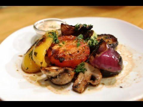 Осенние овощи - Готовим вместе - Интер - YouTube