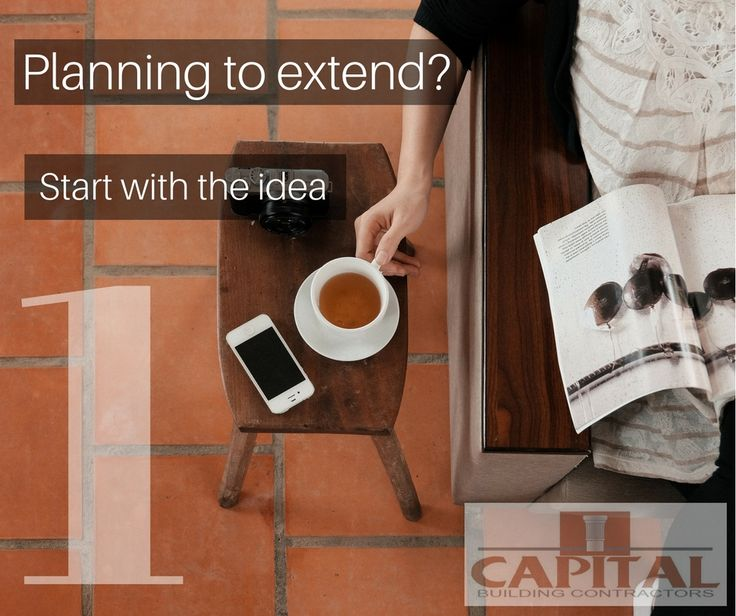 Need help planning your house renovation or home extension?  Capital Building Contractors will step you through, Melbourne, Vic.