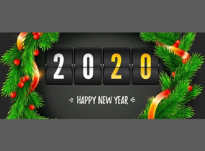 New Year Wishes In English 2020 For New Year 2020 The Priceless