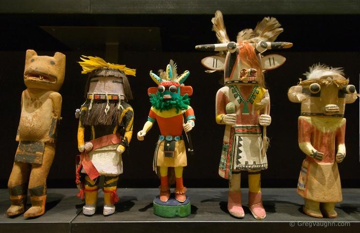 The Heard Museum  Om de indiaanse cultuur mee te maken! Bezoek aan dit museum staat gepland op dinsdag 30 juli