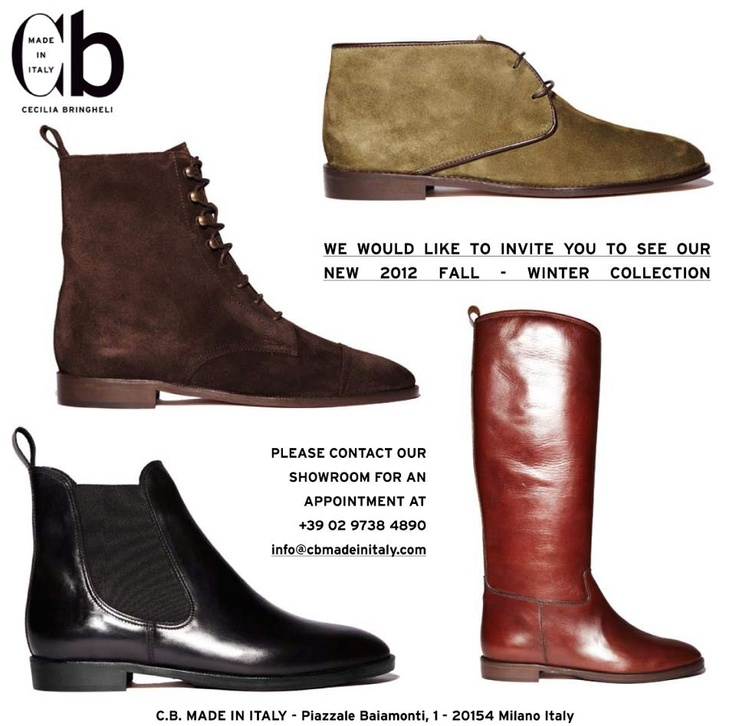Cb made in Italy winter collection
