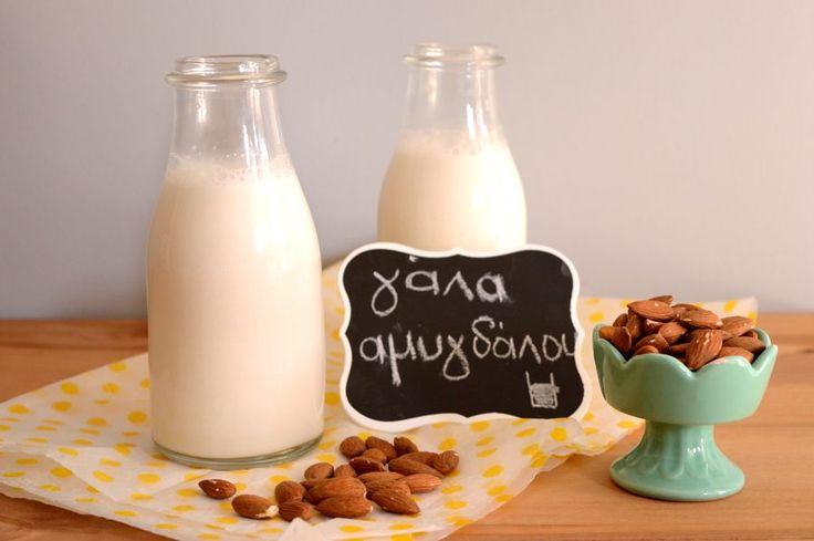 Πως φτιάχνω γάλα αμυγδάλου — Paxxi