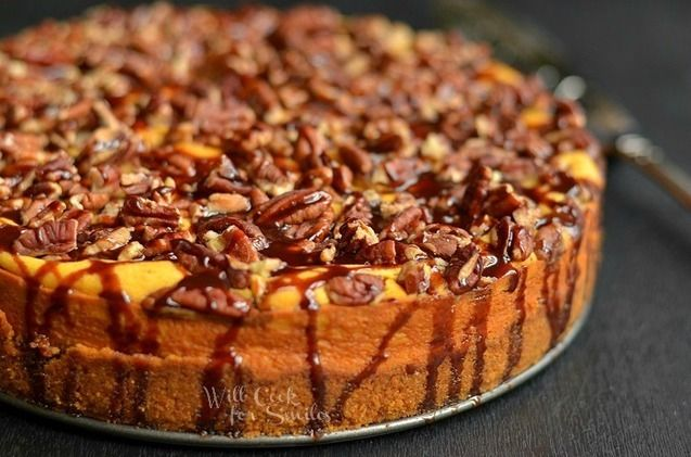 RECIPE - Chocolate Pumpkin Cheesecake | Cooking... my Passion | Pint ...