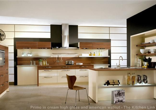 Walnut And Cream Kitchen Design Ideas ~ Best images about nobilia kitchens on pinterest photo