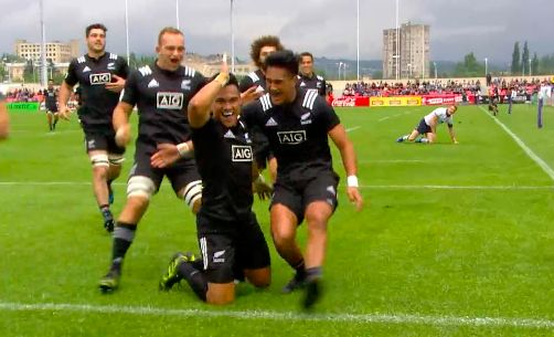 New Zealand has withstood a spirited challenge by Scotland to win their opening match of the World Under-20 Rugby championships 42-20 in Georgia. 31-05-2017