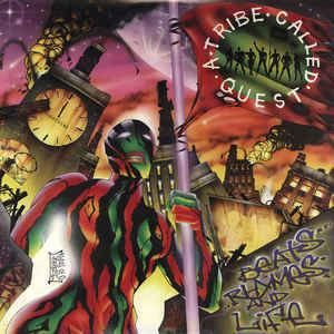 A Tribe Called Quest ‎- Beats, Rhymes And Life - 2 LP