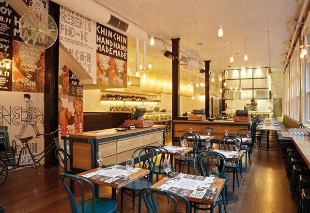 Chin Chin's - Melbourne