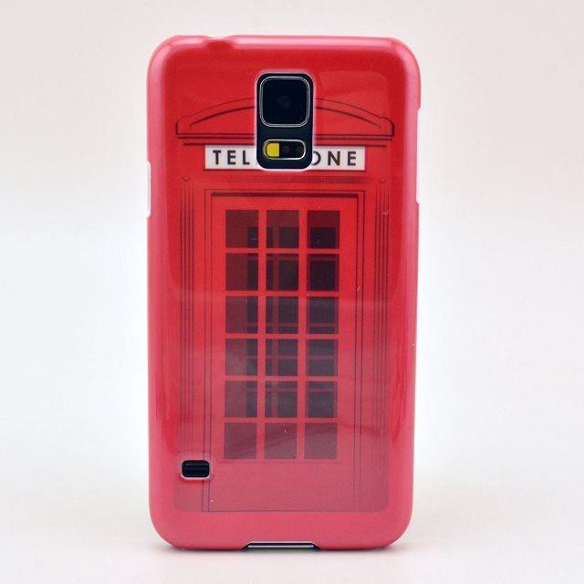 Θήκη UK Phone Booth Case OEM (Samsung Galaxy S5) - myThiki.gr - Θήκες Κινητών-Αξεσουάρ για Smartphones και Tablets - Θήκη UK Phone booth