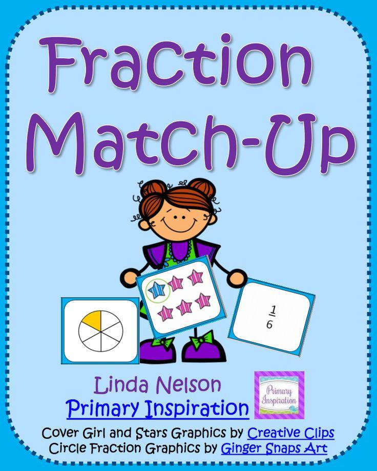math worksheet : 490 best fractions images on pinterest  math fractions teaching  : Fractions For 2nd Graders Games