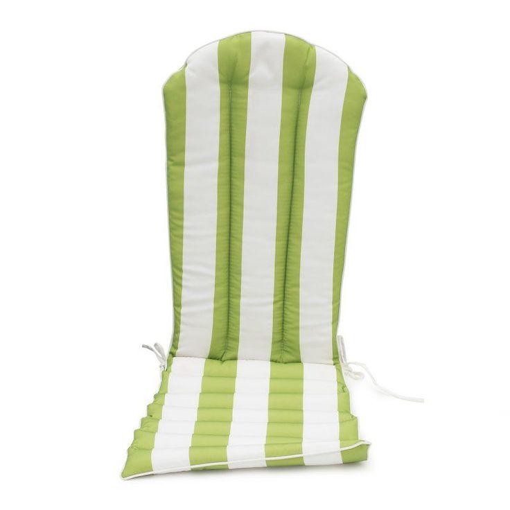 Coral Coast Lakeside Adirondack Chair Cushion