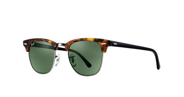 ray ban usa online  Ban RB3016 11594E 49-21 Clubmaster Fleck Sunglasses
