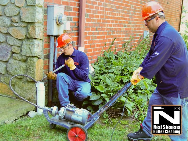 Let Ned Stevens Gutter Cleaning do the dirty work. Here's more information on what drain snaking is all about.