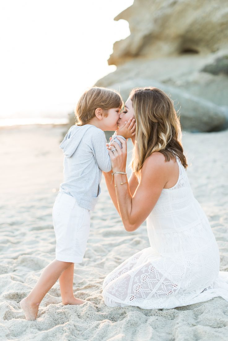 Can't wait to share more from this session in Laguna Beach! I also adore seeing repeat clients and this family has probably the two cutest little boys ever!