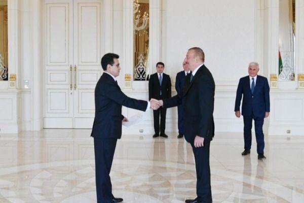 Dunya Az Com Prezident Ilham əliyev Səfirlərin Etimadnamələrini Qəbul Edib Individuality Partnership Chanel