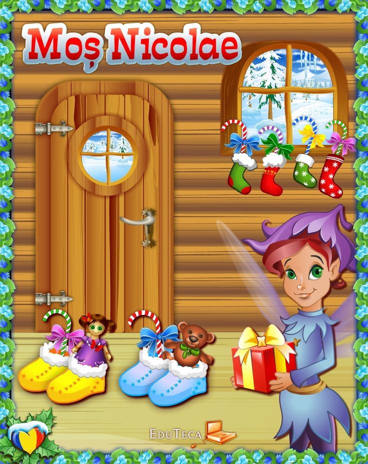 La mulţi ani de Moş Nicolae!