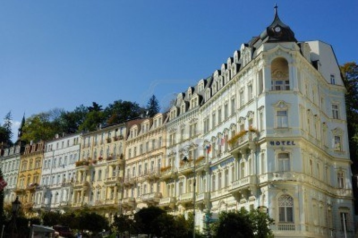 Carlsbad (Karlovy Vary) is the biggest spa town in the Czech Republic and was founded in 1358 by Charles IV, Czech king and Emperor of the Holy Roman Empire