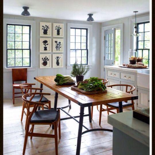 Designer Steven Gambrel S 8 Favorite Kitchen Designs: 225 Curated Beautiful Interiors
