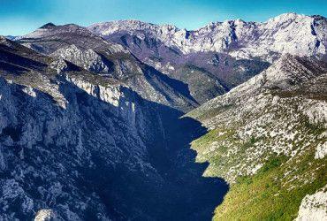 Utrka Paklina (24KM/1300m+) - Paklenica Trail