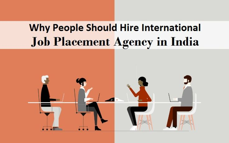 Why People Should Hire #International_Job Placement Agency in #India