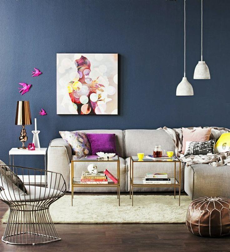 Краска для стен: (40 фото) палитра душевного равновесия http://happymodern.ru/kraska-dlya-sten-palitra-dushevnogo-ravnovesiya/ Фото 17 - Серый цвет в интерьере Смотри больше http://happymodern.ru/kraska-dlya-sten-palitra-dushevnogo-ravnovesiya/