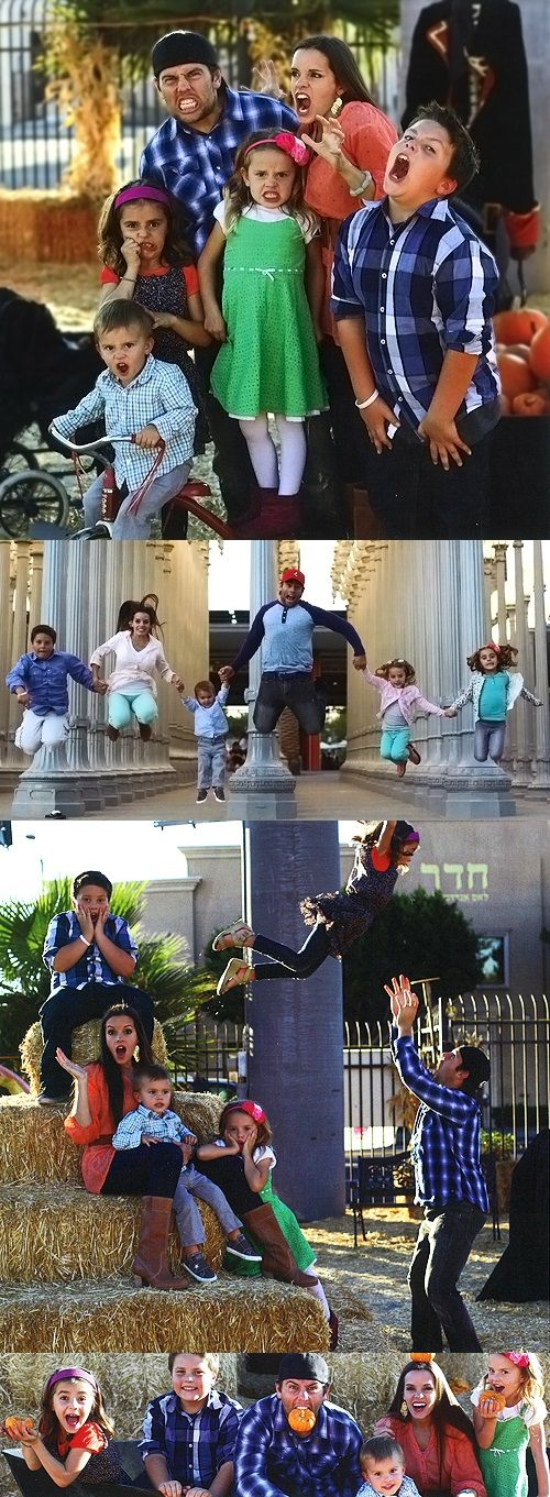 Another family that inspired me a lot and they will continue to inspire me! (Shaytards)