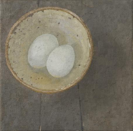 "Oil on Linen 8"" x 8""- Sarah Gillespie"