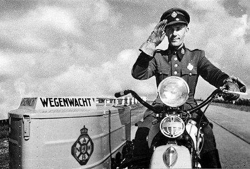wegenwacht 1945 - 1950
