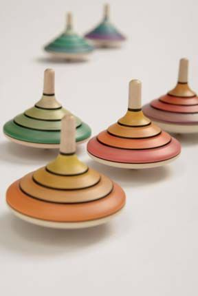 Mader - Flamenco Spinning tops