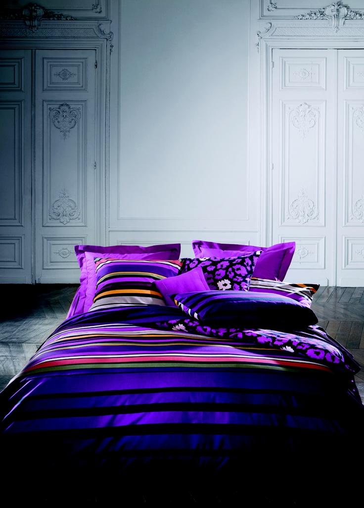 90 best les jolies parures de lit de miss images on pinterest comforters bedding sets and - Parure de lit sonia rykiel ...