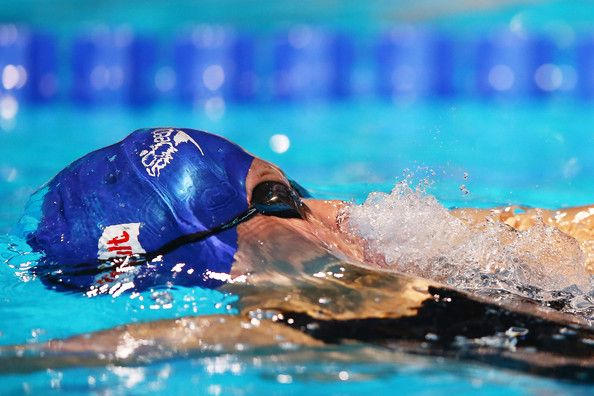 Siobhan-Marie O'Connor of Great Britain competes during the Swimming Women's 200m Individual Medley Heat 4 on day nine of the 15th FINA World Championships at Palau Sant Jordi on July 28, 2013 in Barcelona, Spain.