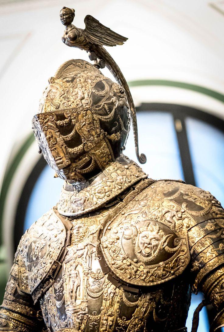 Ferdinand II armor, 16th century.