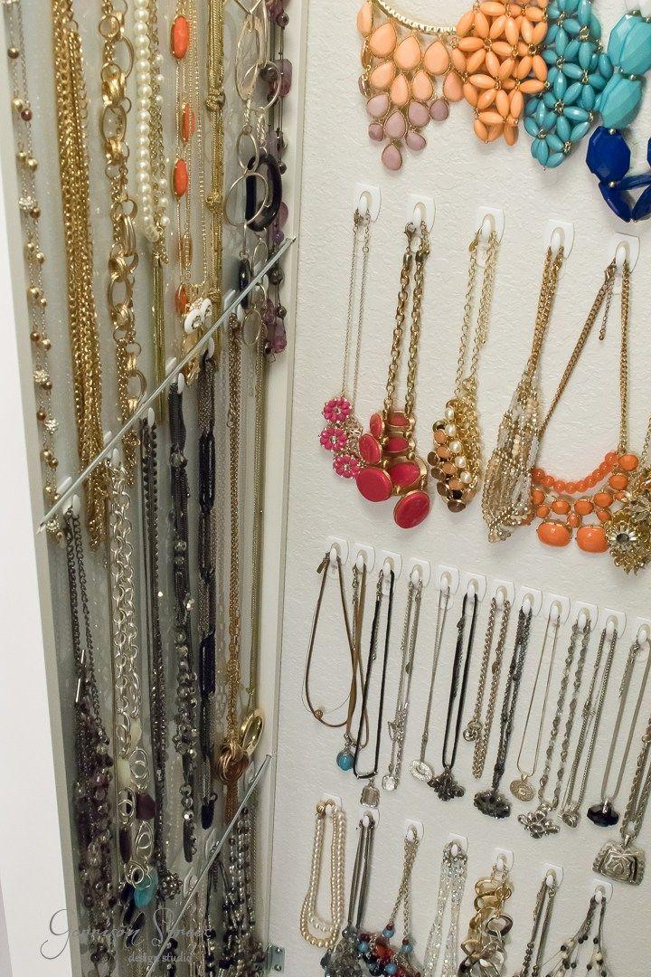 Ikea Mirror Jewelry, Mirror With Jewelry Storage Ikea