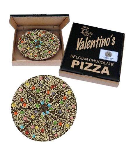 Valentino's Chocolate Pizza