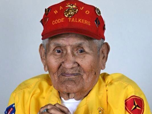 Chester Nez, was the last of the Navaho Code Talkers of WWII. He passed on June 4, 2014.