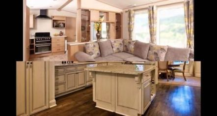 68+ Trendy Mobile Home Farmhouse Remodel