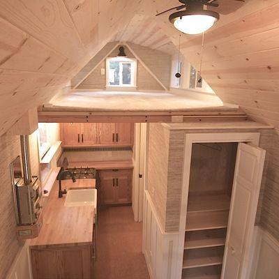 Tiny house. Love it!